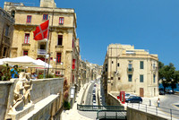 Valletta view from Grand Harbour Hotel