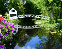 Mount Desert Island Somesville Bridge