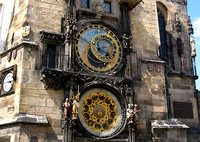 Town Hall Clock Prague