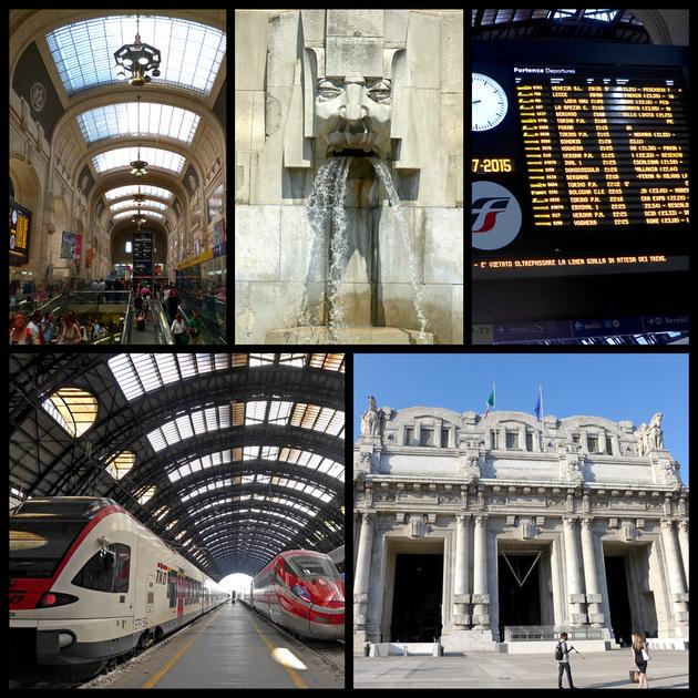 Milano Centrale 2015