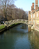 Mathematical Bridge Cambridge University